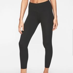 Athleta Elation 7/8 High Waist Leggings Tights